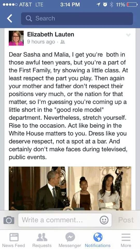 Exhibit A of how the humanity of Black children is consistently disregarded: @DCGopGirl coming 4 Sasha and Malia. http://t.co/Z2rr62wvQB