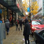 Protesters head to Cap hill up Pine http://t.co/eRLEzZoIzq