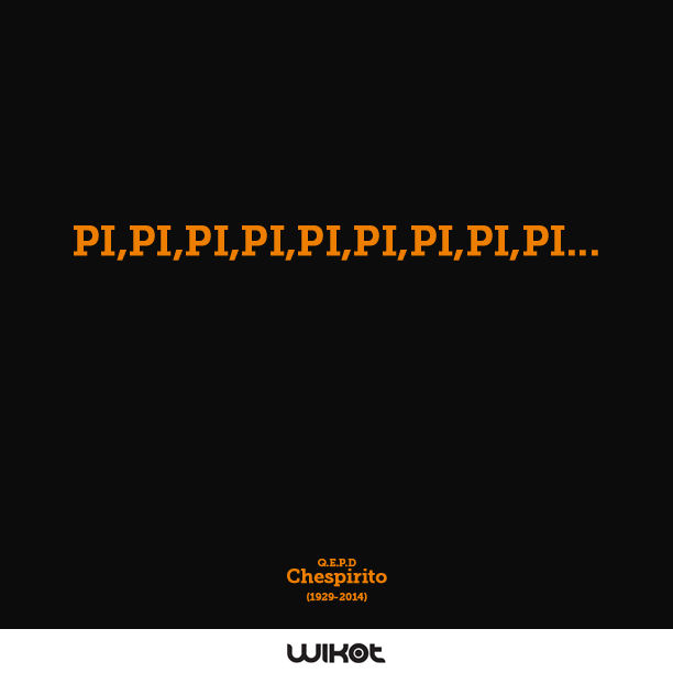 #RIPChespirito hoy lloramos después de tantas risas. http://t.co/WnjihWQCNd
