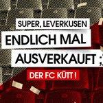 Come on FC - zeigt den Leverkusenern, dass ihr auch auswärts immer für Stimmung gut seid - und für Punkte ;) #LP10 http://t.co/avMDHIXFz9