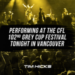 Whos ready for @timhicksmusic TONIGHT alongside @one_more_girl & @Tebey? WE ARE! http://t.co/cPLj8RfUmf #GreyCup http://t.co/HHRouAzuLD