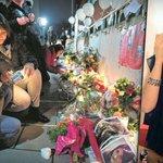 Mahnwache vor Sana Klinikum in Offenbach: Tränen-Abschied von der Lehramtsstudentin #Tugce A. http://t.co/Ia99d8tQtV http://t.co/2zQum2DYcE
