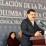 """""""El @ISSSTE_HGO es una de las grandes Instituciones generadas por autoridades y sociedad"""". @Paco_Olvera http://t.co/Q6tSIAHFKl"""