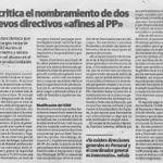 El #PP #Granada nombra 2 nuevos altos cargos afines a su partido y q costarán 150.000 e a l@s granadin@s. Denuncia IU http://t.co/6z3ReWmsdA