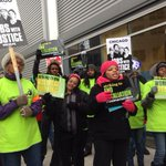 Walmart employees go on strike, demand respect on #BlackFriday: http://t.co/sI4xnJyyNz #WalmartStrikers http://t.co/ZGvoiFSLis
