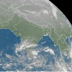 Latest Satellite Image of Nepali Sky (NPT=UTC+5.45) [Auto tweet] #Weather: http://t.co/X1fEYed1ws #SatImage #Nepal http://t.co/MmFf9A7Hxk