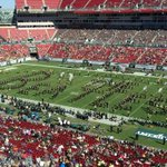 And the @marchingknights just crushed their Beatles halftime show! #TakeoverTampa #ChargeOn http://t.co/tUHu2rPR4v
