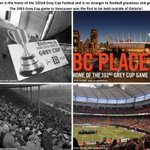 This Weeks #Flashbackfriday we look back at the historic #Greycup! As #Vancouver prepares to #ROARontheShore http://t.co/mpE068b5s1