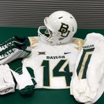 The Bears are going all white at Jerryworld this wknd! #SicTech #BeTheStandard http://t.co/H3OV2RdrEV