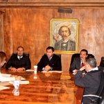 Sesión de la comisión de justicia en el H. Congreso del Estado http://t.co/rqx7nzm0DK