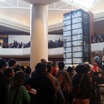 This mall is getting shut down. Stores are closing. Hope you got what you needed #BlackoutBlackFriday #Ferguson http://t.co/hJWbjF9XUz