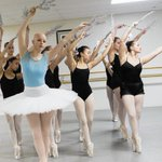 "Meet the ""Bald Ballerina,"" who stars in a production of ""The Nutcracker"" in Columbia. http://t.co/30uf8o8mM2 http://t.co/Ql9bdbvSwY"