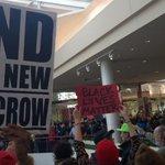 #Ferguson now at Galleria #FergusonAction http://t.co/dKULFIpLPW