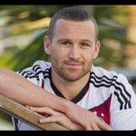 A new player for German Team @DFB_Team Un nouveau joueur pour léquipe dallemagne @giteau_rugby ???????????? #Mattpodolski http://t.co/N640zL61uB