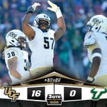 One. More. Quarter. #TakeoverTampa #UCFvsUSF #ChargeOn http://t.co/SvHbc7MdLP