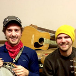 Link Live at 4: Cory Anderson and Kevin Jansa play acoustic guitar and banjo at Carnaval http://t.co/1z1l0U9eXi http://t.co/4hYCZ67lfN