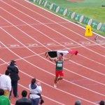 #Atletismo Juan José Méndez obtiene la #medalladeplata en lanzamiento de jabalina @JVeracruz2014 @CONADE http://t.co/WHVqAW5Kyt