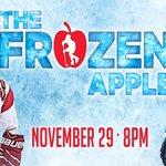 College Hockey returns @TheGarden tomorrow with @CUBigRedHockey vs. @PennStateMHKY –Tickets> http://t.co/HVQNmOFtE2 http://t.co/6KFmyj0I39