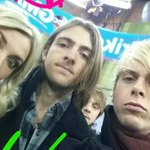 We had @officialR5 sign some selfies on our @Snapchat! Head to GMA_ABC for full photos! #R5OnGMA #GMASnapograph http://t.co/1BLbBFGUqM