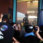 #Oakland to #Ferguson ShutDown Is On http://t.co/oSKA8gW6Ut