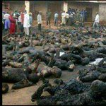 Kano bomb blast @ central mosque kano state NIGERIA http://t.co/Q6Xg00Q3Wo