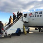 The #Bearcats have arrived in Philly! #FridayFocus http://t.co/Dy2k4zP56J
