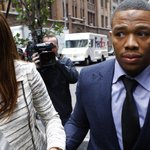 NFL star Ray Rice wins appeal & his suspension lifted, in case where video emerged of him hitting his then-fiancee http://t.co/rQHFxcWkz3