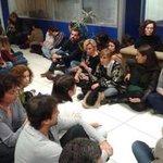Rebelión y sentada en TVE: Ante el recrudecimiento del nuevo NO—DO de TVE #BlackFridayTVE fotos @CdItve http://t.co/4NJTbp2FFp