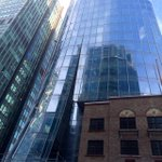 Elegant integration of heritage building and glass tower in downtown Vancouver http://t.co/vzhgaHfVkP