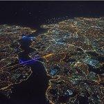 İstanbul gece... Tek kelimeyle muhteşem.. http://t.co/YTrGrqA4vZ