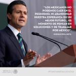 Los momentos difíciles ponen a prueba la fortaleza, entereza y grandeza de las naciones: @EPN #PorUnMéxicoEnPaz http://t.co/XZqAVTFSmf