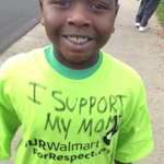 I Support My Mom. Shes one of the #WalmartStrikers at Sacramento #Walmart http://t.co/AGyvt34Vsm