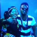 Mrs Beatrice Nwachukwu and her brother inlaw Tayo doing awesome. I heart them so much! #BBhotshots http://t.co/WuKidWrHGV