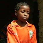 Rosaline, 12 ans, est une survivante d#Ebola >> https://t.co/fnNhxBtq2r http://t.co/0KmSA9SdhU