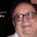 LO ÚLTIMO: Muere Roberto Gómez Bolaños Chespirito a los 85 años http://t.co/41Cy7MT8NF http://t.co/fK5YST7ZKM