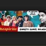 QEPD #GraciasChespirito #RobertoGomezBolaños #hastasiemprechespirito síganme los buenos ???? http://t.co/ab3R3Z5Xn5