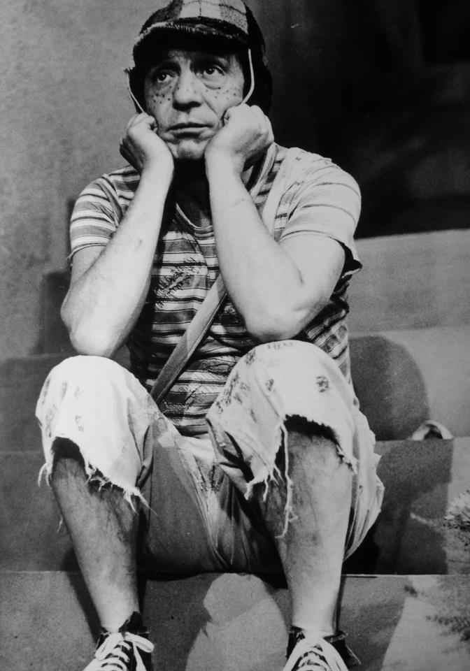 ¡Adiós querido #Chespirito! Fallece Roberto Gómez Bolaños (Foto tomada de http://t.co/OCF1t3cKuy) http://t.co/kqW8hPZaTn
