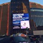 Its real holy shit. Madison Square Garden tonight http://t.co/aoEiZAqLga