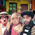 Personajes de mi infancia. Gracias por tanta risa. #Chespirito https://t.co/cEq8oEbLSw