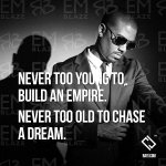 Nothing is impossible. It's all about how bad you want it! #OpenDoors #CloseDeals #MakeMagicHappen #RNB #EmblazeOne http://t.co/zu1IGsRLTz
