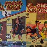 #Chespirito Las primeras historietas de El Chavo y El Chapulín fueron de 1974 y costaban $2 http://t.co/n89gxTefNe