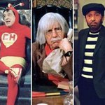"""Se nos fue un icono de la televisión mexicana... """"CHESPIRITO"""". Nos deja un gran vacío sin querer queriendo! http://t.co/feho2vx972"""