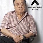 Roberto Gómez Bolaños 1929 - 2014 http://t.co/skLtb5CADO