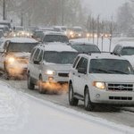 Turn on headlights, Slow down, dont tailgate and drive safe in these difficult conditions. #yyc #yyctraffic http://t.co/C8BFtVhTXl