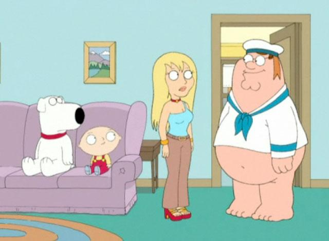 nude pics of family guy  296423