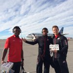 Colorado here we come! #UTAHvsCU #GoUtes http://t.co/bHQheEO3KC