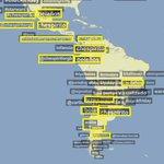 #Chespirito suma más de 200,00 menciones en Twitter. Ocupa TT en al menos 7 países de Latinoamérica. http://t.co/4K60TBGFXA