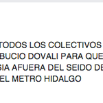 Madre de #SandinoBucio convoca a manifestarse afuera de la SEIDO #YaMeCanse RT x favor http://t.co/VnL8TswXAg