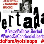 ???? #SandinoBucio #YaMeCansé #JusticiaParaAyotzinapa ???? @_LilianaFelipe @_REGINS @_tabaske @02pierina21 @10oink6 http://t.co/SZ17KHoz3j