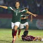 El goleador: @erickestefano15. Cinco anotaciones en @JVeracruz2014. #PorLaDeOro http://t.co/5jgrHv34Sh